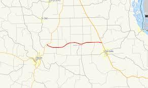 Iowa State University Map Iowa Highway 128 Wikipedia