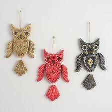 Owl Wall Decor by Wood Owl Wall Decor World Market