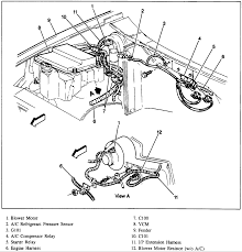 chevy engine diagram 1998 wiring diagrams instruction