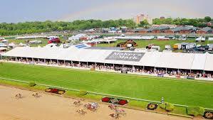 rainbow black friday horse racing and rainbows on black eyed susan day america u0027s best