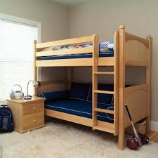 Wood Frame Bunk Beds Boys Bedroom Extraordinary Bedroom Interior Design With Cool Bunk