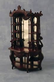 Ornate Display Cabinets Display Cabinet