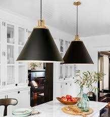 black dome pendant light popular of black pendant lights kitchen inspiration cone pendant