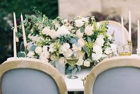southern oak tree wedding inspiration ruffled