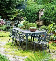 Beautiful Patio Gardens 35 Beautiful Backyards Midwest Living