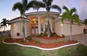 rent in usa waterfront villa cape harbor holiday villa to rent in cape coral