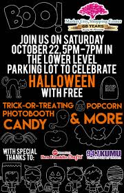 halloween event 2016 market city shopping center