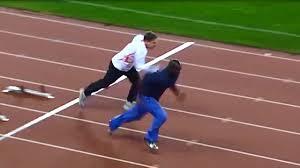 can ben johnson still sprint fast athletics canada doping