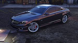 car mercedes 2010 2010 mercedes benz cl65 amg add on replace tuning gta5