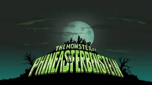Halloween Monster House Phineas And Ferb The Monster Of Phineas N Ferbenstein Halloween