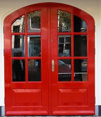 beautiful red front door fine paints of europe fine paints