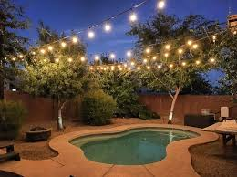 Patio String Lights by The 25 Best Backyard String Lights Ideas On Pinterest Patio