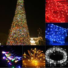 100 ft long christmas lights 5m 33ft string lights 100 led usb powered christmas lights outdoor