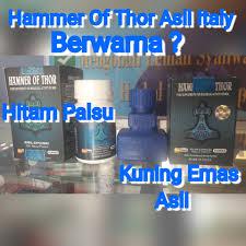 hammer of thor asli italy obat kuat pembesar penis kualitas no 1