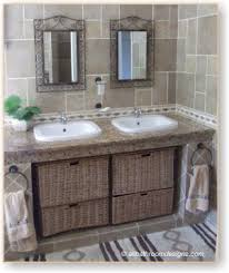 Make Your Own Bathroom Vanity by Rustic Bathroom Vanities With A Difference