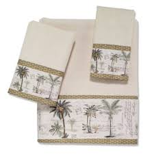 Decorative Bathroom Towels Buy Ivory Decorative Bath Towels From Bed Bath U0026 Beyond