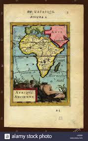 Map Of Ancient Africa by Map Of Ancient Africa 1683 Stock Photo Royalty Free Image