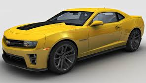 model camaro chevrolet camaro zl1 3d model free 3d models