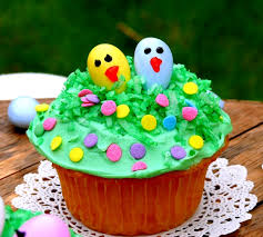 Simple Easter Cupcake Decorations by Easter Recipes For Your Feast Noble Pig