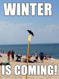 Summer Is Coming Meme - sweet summer child winter is coming meme on imgur