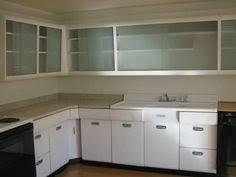 Vintage Metal Kitchen Cabinets Arts U0026 Crafts 1920 U0027s Mission Oak Double Bookcase Barber Back Bar