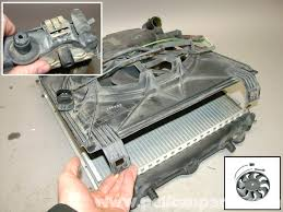 porsche 911 carrera radiator and fan replacement 996 1998 2005
