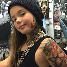 tattoo artist who gives young children u0027sleeves u0027 explains why it u0027s