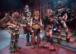 gwar retrospective opens in richmond heavy metal metal bands