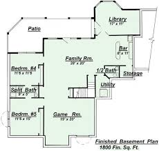 Open Floor Plans Ranch Style Homes Best 25 Basement Floor Plans Ideas On Pinterest Basement Plans