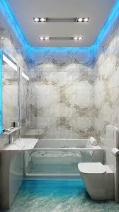 White Bathroom Lighting Bathroom Modern Bathroom Lighting In White Themed Bathroom With