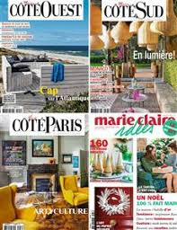 Interior Design Magazine Subscriptions by Buy Maisons Cote Ouest Magazine Subscription Buy At Magazine