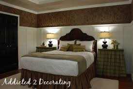 make a headboard from fence pickets for under 50