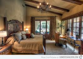 Tuscan Style Kitchen Curtains by 15 Extravagantly Beautiful Tuscan Style Bedrooms Tuscan Style