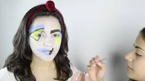 how to face paint with pictures wikihow