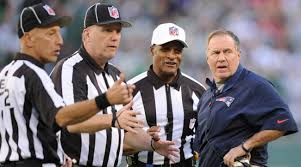 bill belichick asks a legitimate question why can u0027t we challenge