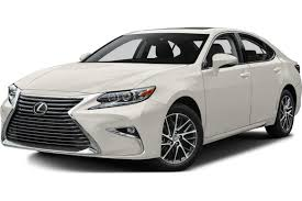 lexus hybrid sedan price 2017 lexus es 350 overview cars com