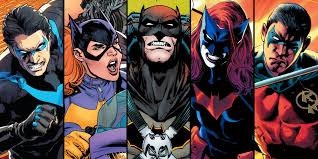 batman of the family batman family rebirth what new readers need to