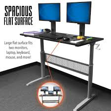 stand steady standing desks and ergonomic accessories