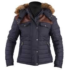 blue motorcycle jacket stuff femme blue motorcycle jacket fabric and leather