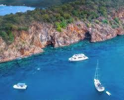 St Thomas Virgin Islands Map Activities The Ritz Carlton St Thomas