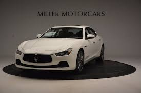 used maserati ghibli 2017 maserati ghibli s q4 ex loaner stock m1756 for sale near