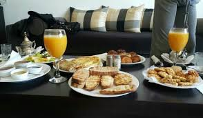 cuisine 5 etoiles petit déjeuner en chambre on se croirai dans un 5 étoiles