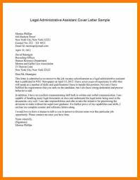 secretary cover letters
