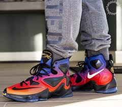 Nike Lebron 13 a look at the doernbecher lebron 13 out in the nike