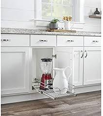 kitchen base cabinets 18 inch depth rev a shelf 5wb1 0918cr 1 9 inch width x 18 inch depth