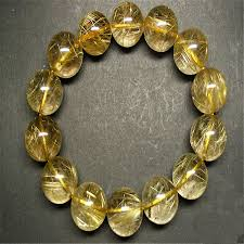 yellow quartz bracelet images Titanium rutilated quartz shop cheap titanium rutilated quartz jpg