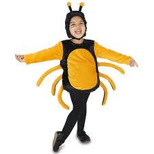 black u0026 orange spider child costume buycostumes com