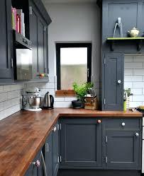 couleurs de cuisine meuble cuisine gris anthracite inspiration design couleur meuble