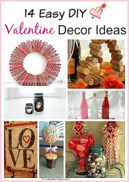 Diy Valentine S Day Decorations For Home download valentine home decorating ideas gen4congress com