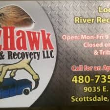 Tow Truck Business Cards Rezhawk Towing And Recovery Towing 9035 E Mckellips Rd